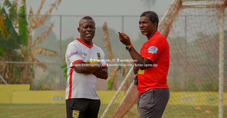 Maxwell Konadu Impressed With Quality Of Ghana Premier League