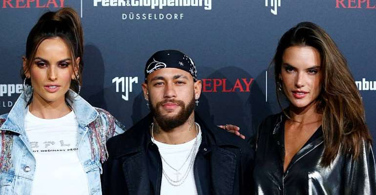 Neymar Angers PSG By Attending Düsseldorf Fashion Event