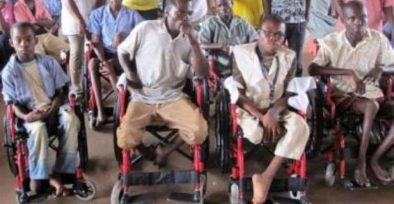Disability Inclusion In Ghana