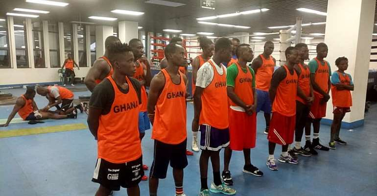 Three Ghanaian Amateur Boxers Seeded For The First Time By IOC Boxing Task Force