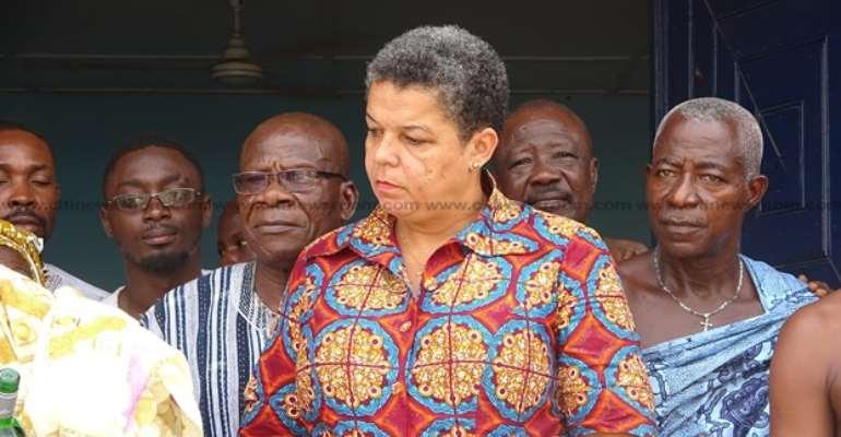 Awutu Senya West: NDC Parliamentary Candidate Vibes Chiefs