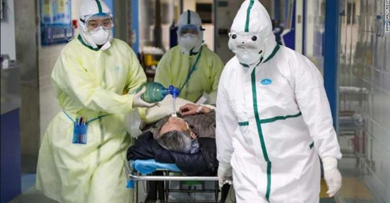 Coronavirus: Over 1,700 Frontline Medics Infected In China