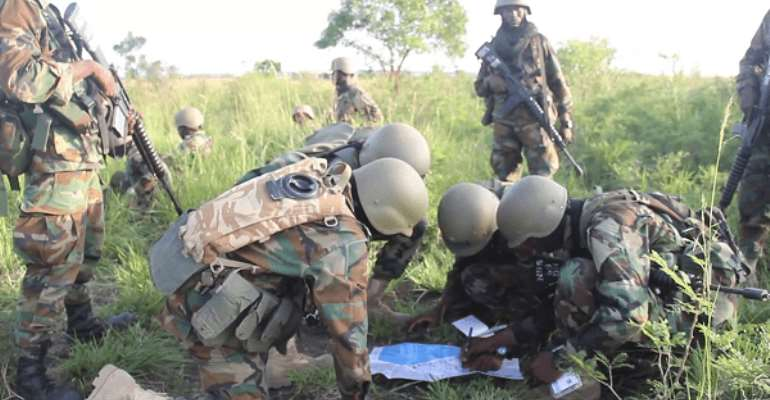 We're Battle Ready For Terrorists – GAF