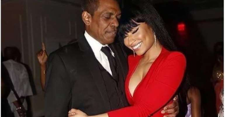 Hit-and-run driver kills Nicki Minaj's father