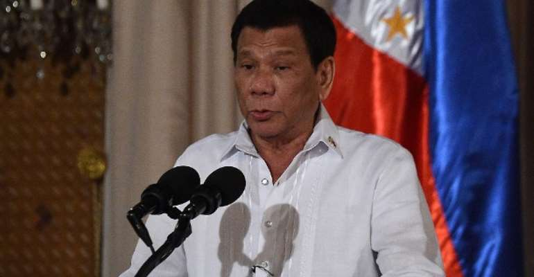Rodrigo Duterte: The Philippine President to give his country a new name