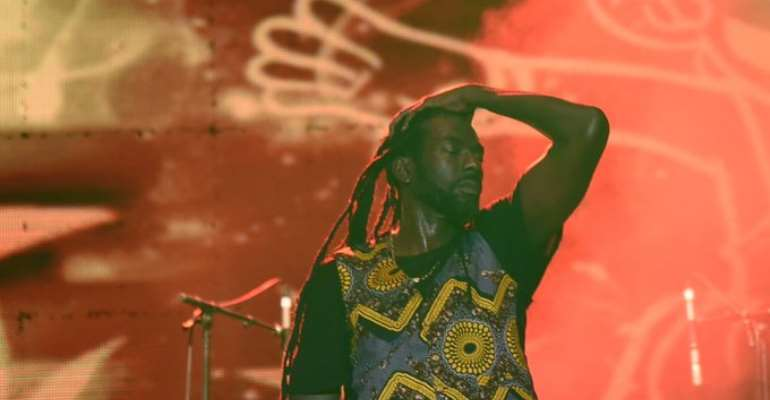 Buju Banton-concert  - Credits DJ Niche