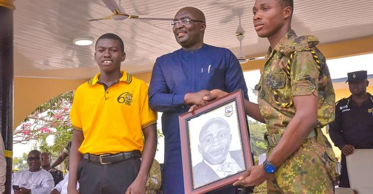 Free SHS Remains Most Significant Social Intervention Since Independence—Dr. Bawumia