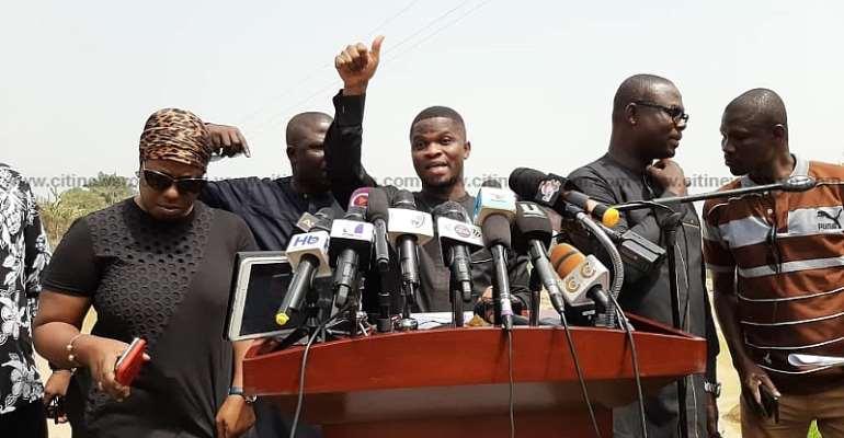 NDC Run To UN To Revoke Akufo-Addo's SDGs Advocate Role Over Failed Galamsey Fight