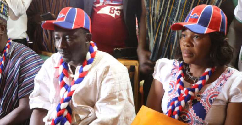 NPP Primaries: North East Minister Heartbeats As Accountant Files To Contest Him