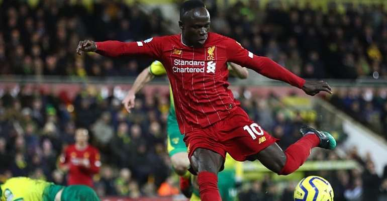 African Players In Europe: Mane Moves Liverpool Closer To Title