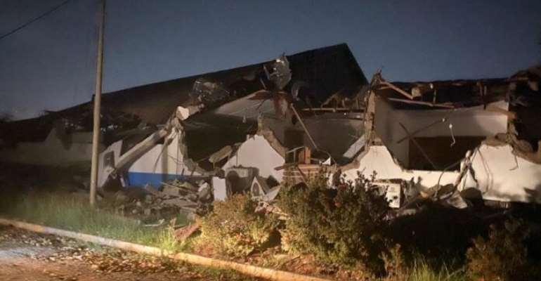 Trade Fair Demolition: Victims Lament Destruction