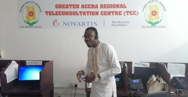 Coronavirus Outbreak: Ghana Health service / Ministry of Health launches Emergency Hotlines To The public
