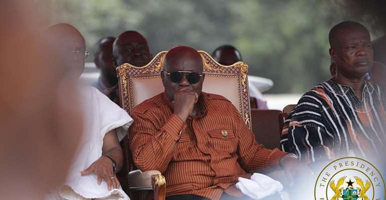 'There Won't Be Conflict After December Elections' – Akufo-Addo Assure Ghanaians