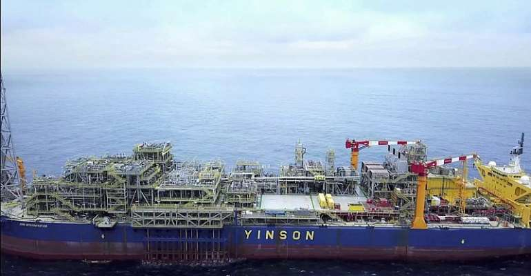 12 more COVID-19 cases hit ENI's FPSO Kufuor