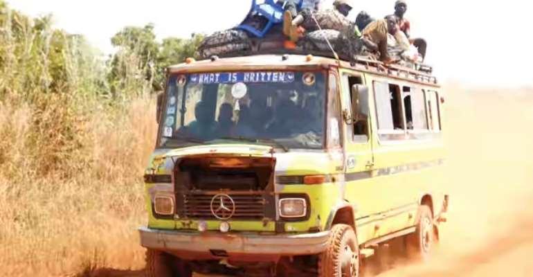 Kpandai-Salaga Road Threatens Lives