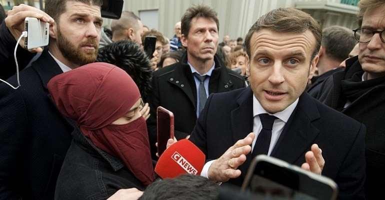 SEBASTIEN BOZON / POOL / AFP