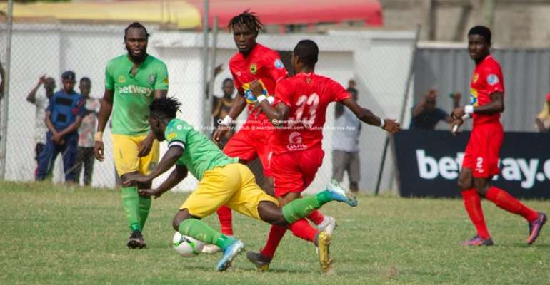 Full Results Of Matchday 11 Of 2019/20 Ghana Premier League