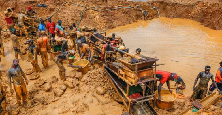Galamsey Fight A Sham For NPP Elements To Take Over, Enrich Themselves – ASEPA