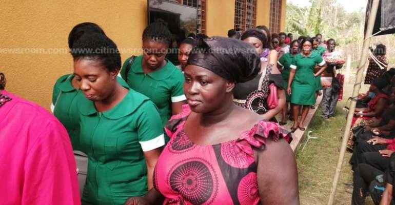Ruth Eshun's Murder: Community Health Nurses Suspend Intended Strike