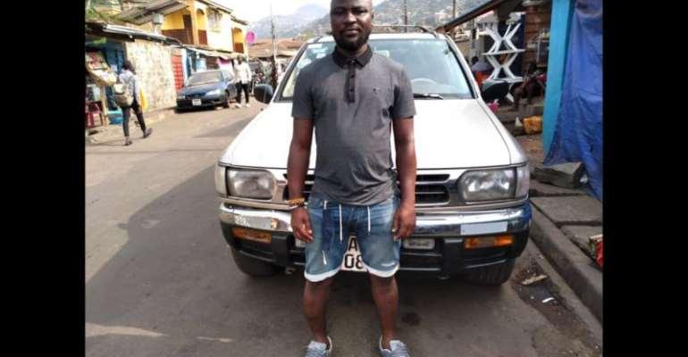Sierra Leone player reveals how visa denial cost his career