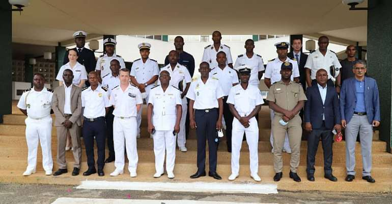 ISMI ends seminar on maritime information and intelligence for analysts in Gulf of Guinea countries