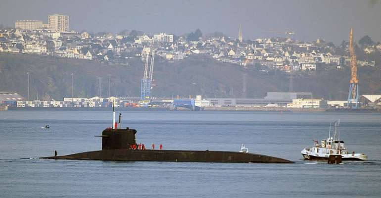French Navy to replace four nuclear submarines in multi-billion euro plan