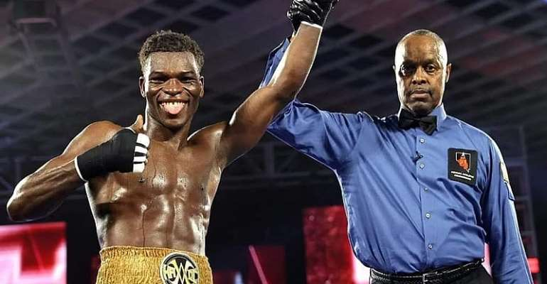 Commey, Marinez ESPN tripleheader averaged 584,000 viewers, peaked at 673,000