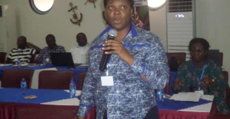 Ms. Veronica Ayi-Bonte