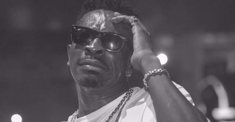 Shatta Wale Apologises For 'Cursing' Media Practitioners