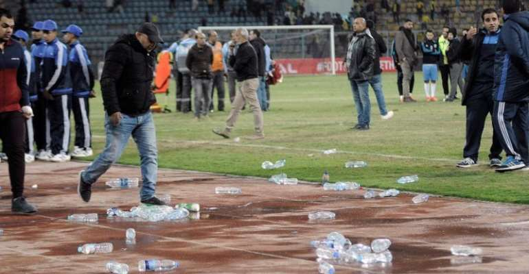 Caf CL: Club Africain Awarded Win, Ismaily Fined