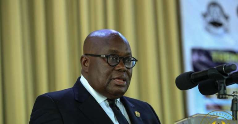 Watch Live: Akufo- Addo Delivers SONA Today