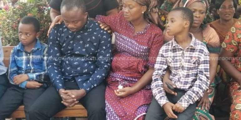 Ruth Eshun's Death: Family Thank Ghanaians