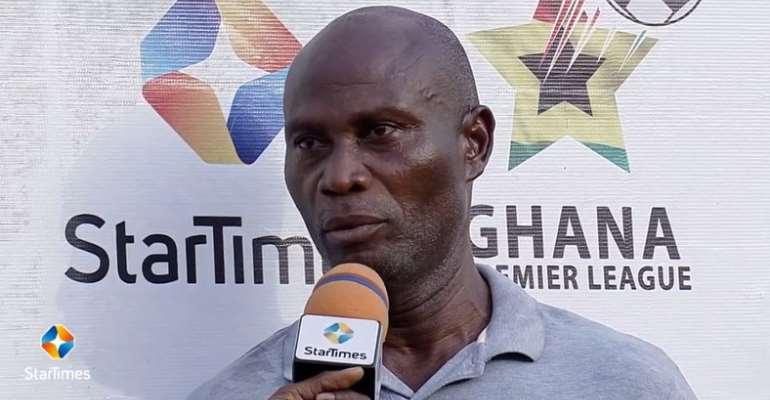 You Must Beleive 'Juju' Exist In Football, Says Aduana Stars Coach W.O Tandoh