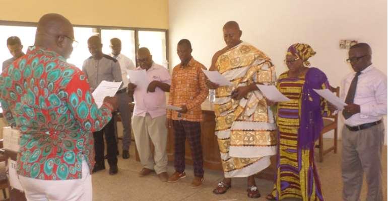 Atebubu: Municipal Census Implementation Committee Inaugurated