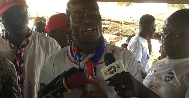 NPP Primaries: Don't Fall For Financial Inducements — Sissala West Aspirant