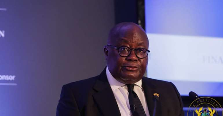 Akufo-Addo Delivers State Of The Nation Address Today