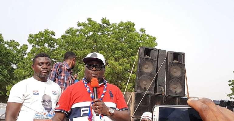 NPP Primaries: Mike Oquaye Jnr Ask Adwoa Safo To Back Him If He Wins