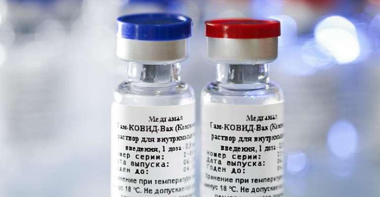 Covid-19: Ghana approves Russia's Sputnik V vaccine for emergency use