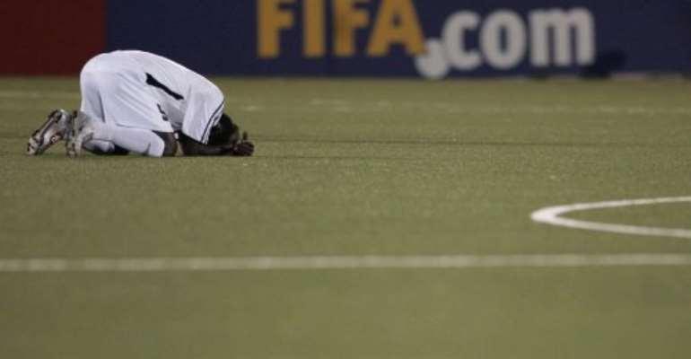 U17@Peru: Ghana is OUT!