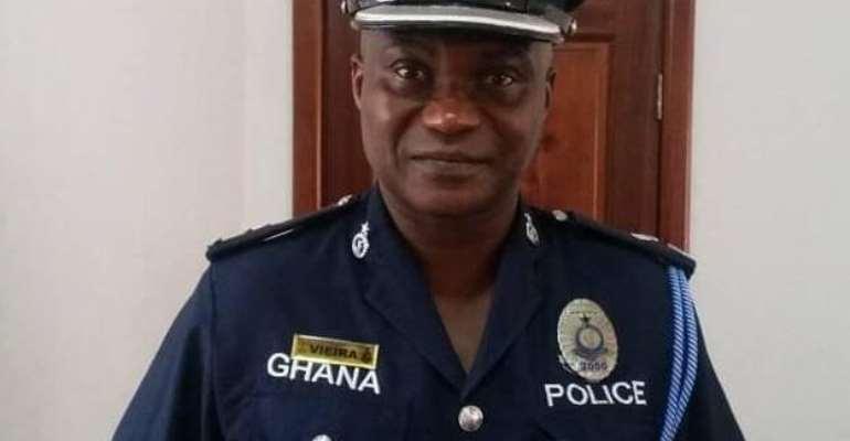Covid-19 kills Senior Police Officer