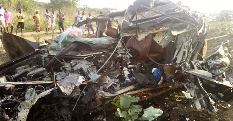 C/R: Persons killed in Gomoa Okyereko car crash are Dutch nationals – Police