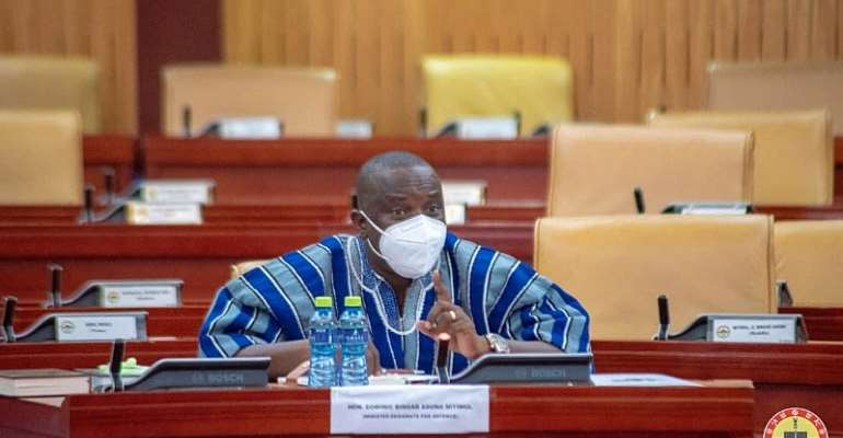 Don't approve Nitiwul for spewing lies — Parliament's Appointment Committee petitioned