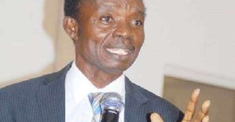 Dr George Amofah