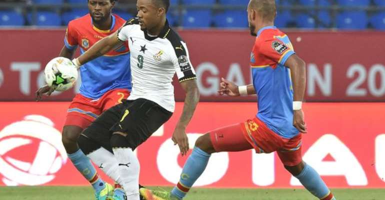 AFCON 2017: In-form Jordan Ayew insists Ghana will secure final berth despite Cameroon threat