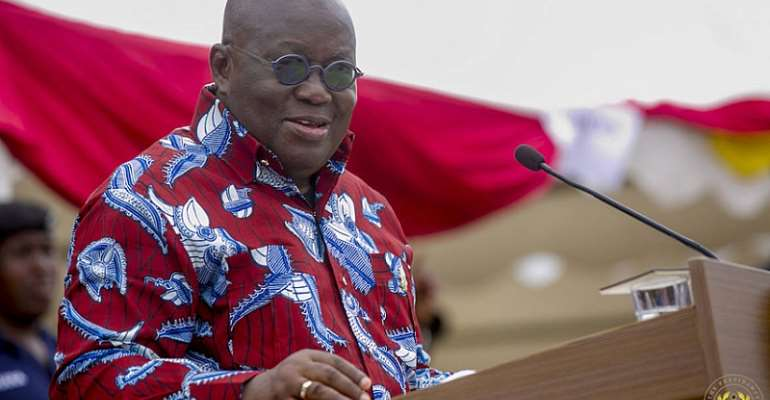 Nana Akufo Addo, Why Your Fight Against Corruption in Ghana Not Convincing?
