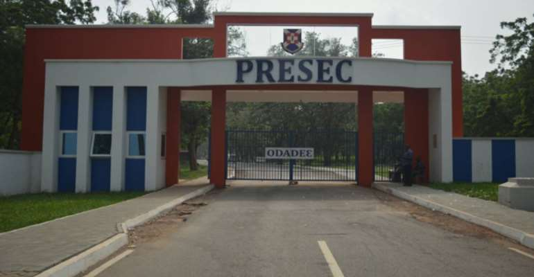 Presec launches 80th Anniversary Celebration