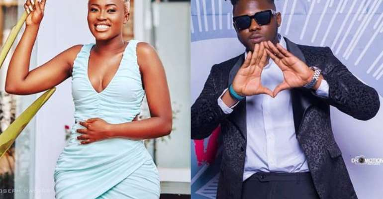 [Photos & Videos] Medical, Fella Makafui Hang Out To Prove They Are Officially Back Together