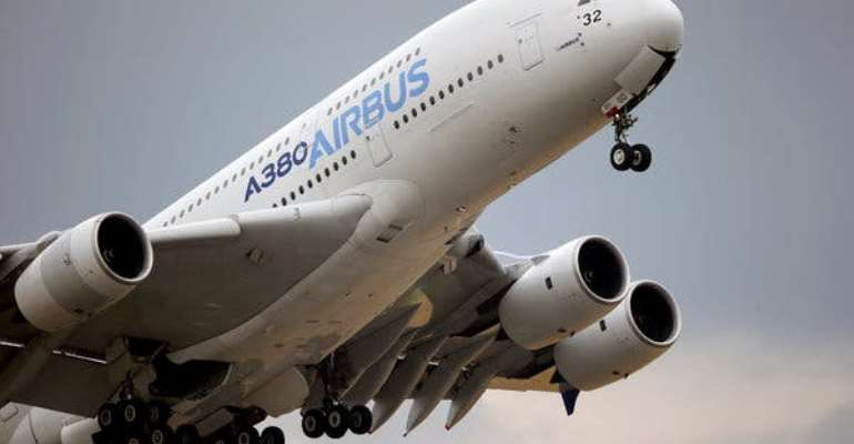Airbus to pay $5.26B to settle bribery cases