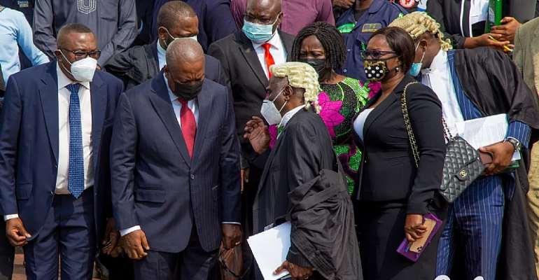 Kudos to Ghana's Supreme Court