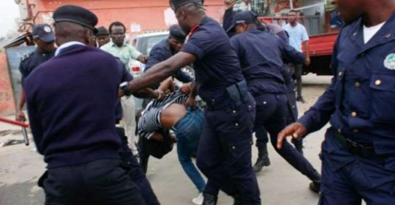 Angola: Shooting spree by security forces kills at least 10 protesters